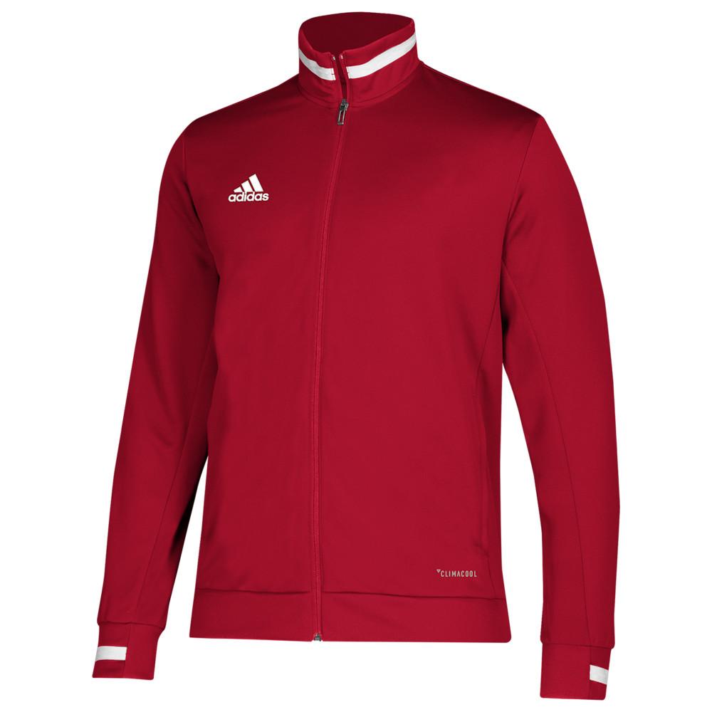 アディダス adidas メンズ アウター ジャージ【Team 19 Track Jacket】Power Red/White