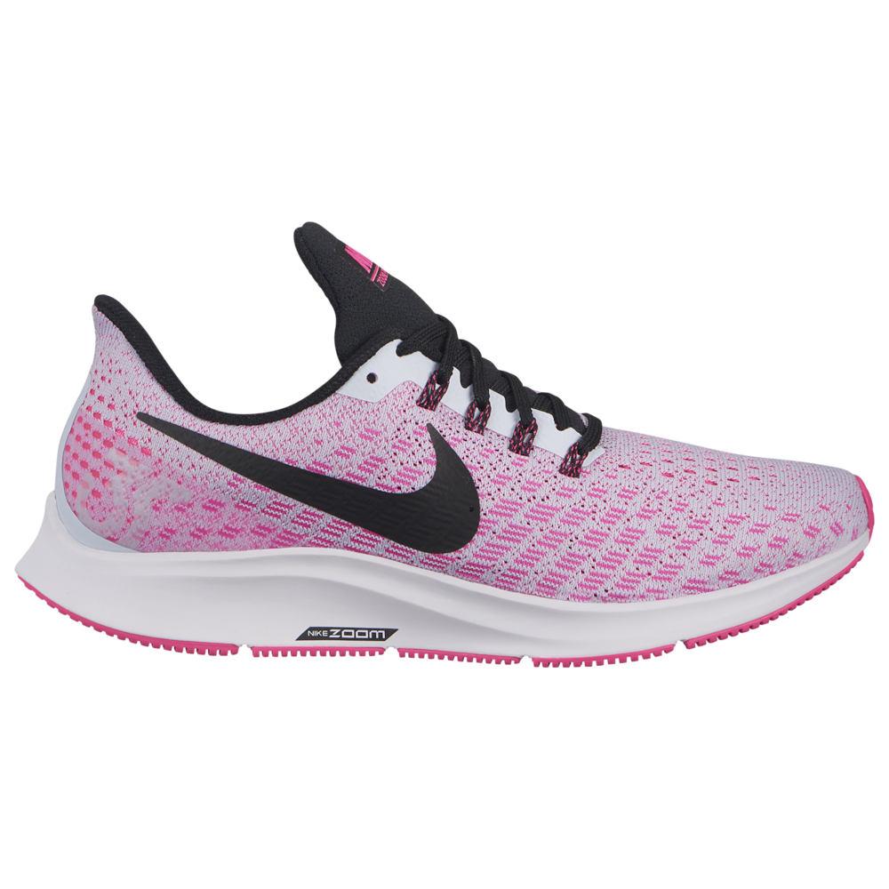 ナイキ Nike レディース ランニング・ウォーキング シューズ・靴【Air Zoom Pegasus 35】Half Blue/Black/Hyper Pink/White