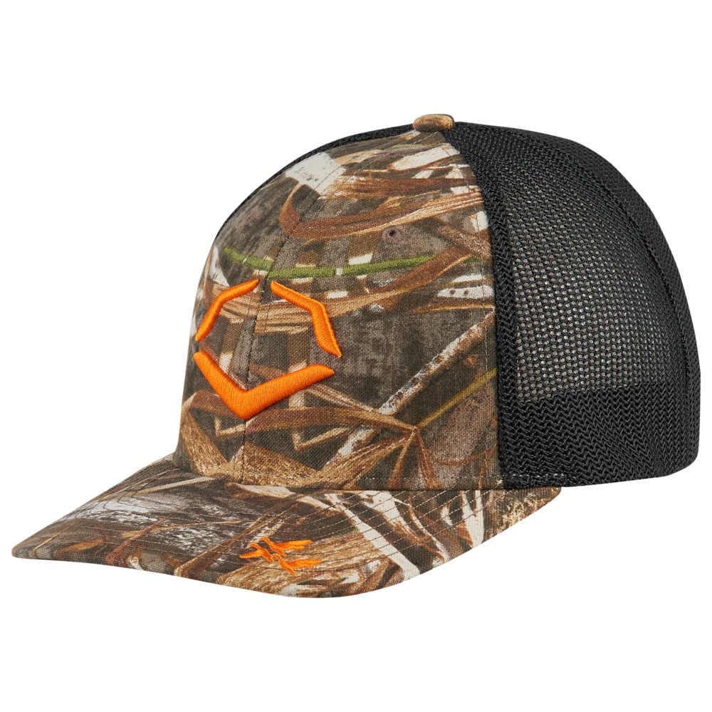 【大注目】 エボシールド Hunting Evoshield メンズ 帽子 キャップ【Outdoor 帽子 メンズ Hunting Flexfit Hat】Realtree Camo, ワットマン:e43c67fc --- cooperscreen.com