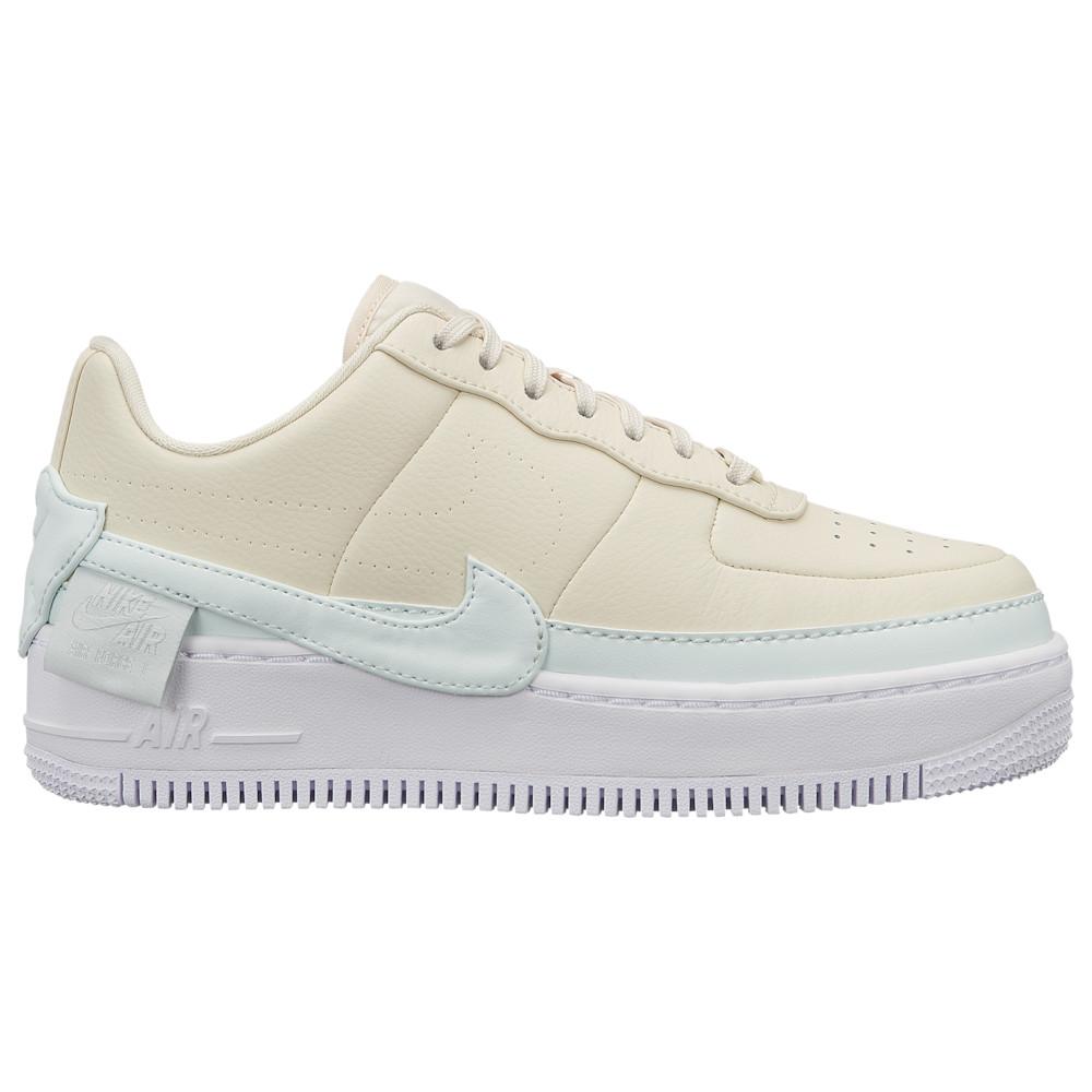ナイキ Nike レディース ランニング・ウォーキング シューズ・靴【Air Force 1 Jester】Light Cream/Ghost Aqua/White XX