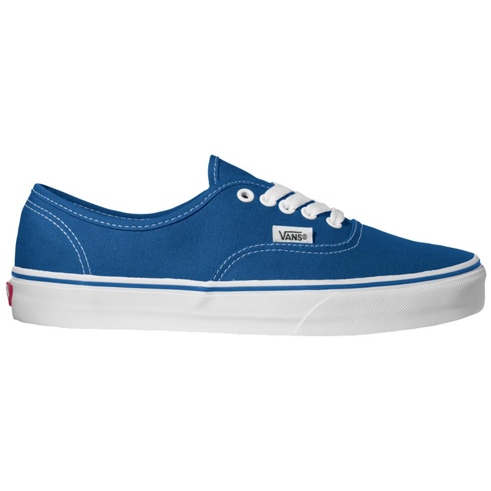ヴァンズ Vans メンズ スケートボード シューズ・靴【Authentic】Navy