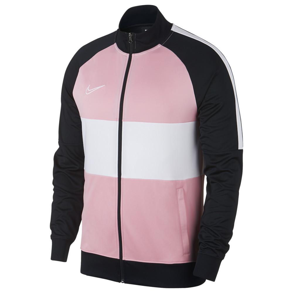 ナイキ Nike メンズ アウター ジャージ【Academy Track Jacket】Black/Med Soft Pink
