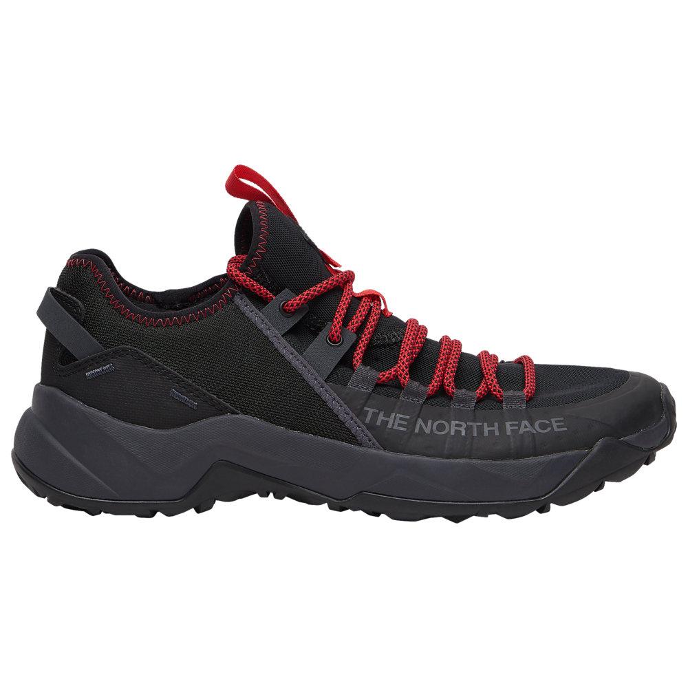 ザ ノースフェイス The North Face メンズ ブーツ シューズ・靴【Trail Escape Edge】Black/Red