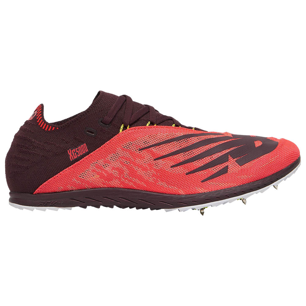 ニューバランス New Balance メンズ 陸上 シューズ・靴【XC5K V5】Energy Red/Henna