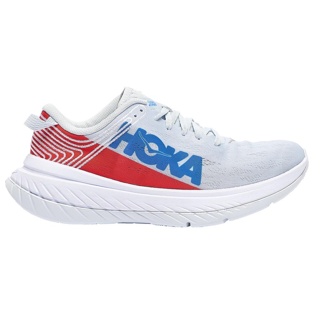 ホカ オネオネ HOKA ONE ONE レディース ランニング・ウォーキング シューズ・靴【Carbon X】Plein Air/Poppy Red