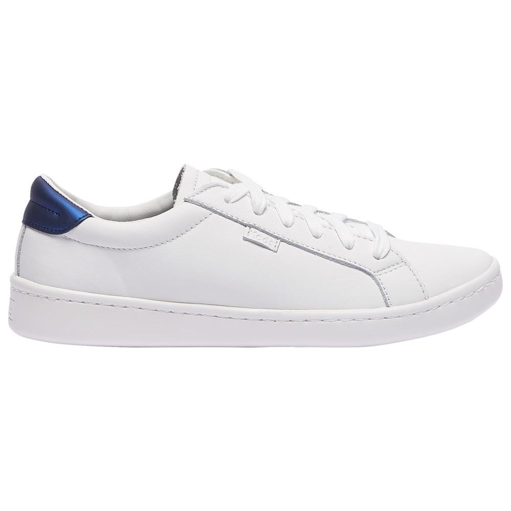 ケッズ Keds レディース テニス シューズ・靴【Ace】White/Navy