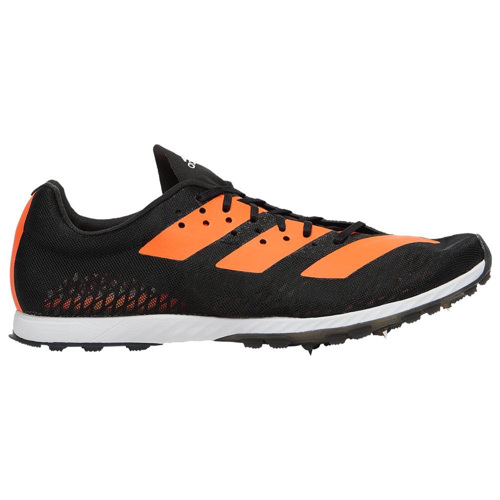 アディダス adidas レディース 陸上 シューズ・靴【adiZero XC Sprint】Core Black/Solar Orange/Footwear White