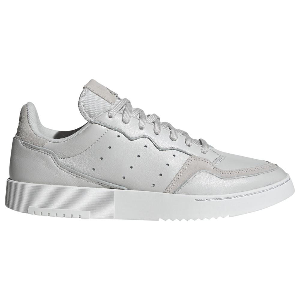 アディダス adidas Originals メンズ テニス シューズ・靴【Supercourt】Grey/Grey/Crystal White