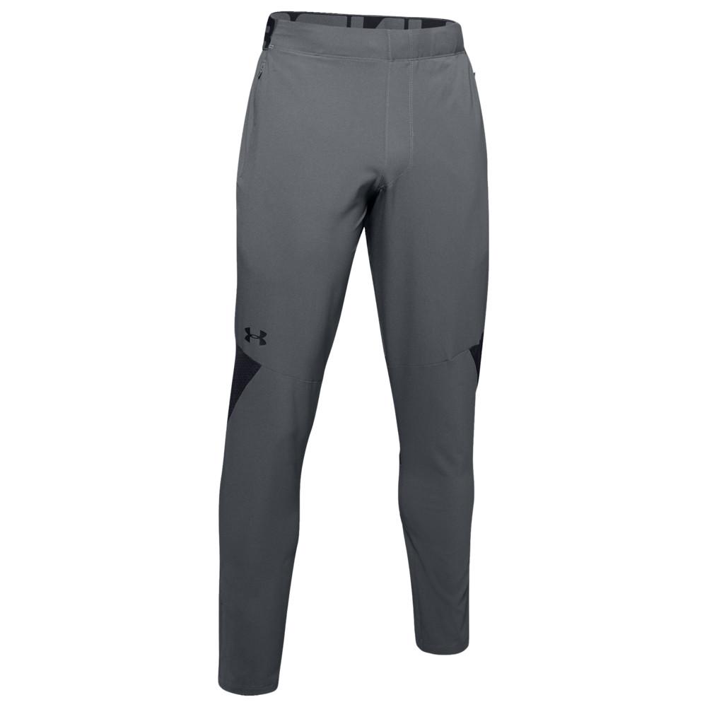 アンダーアーマー Under Armour メンズ フィットネス・トレーニング ボトムス・パンツ【Vanish Woven Pants】Pitch Grey/Black