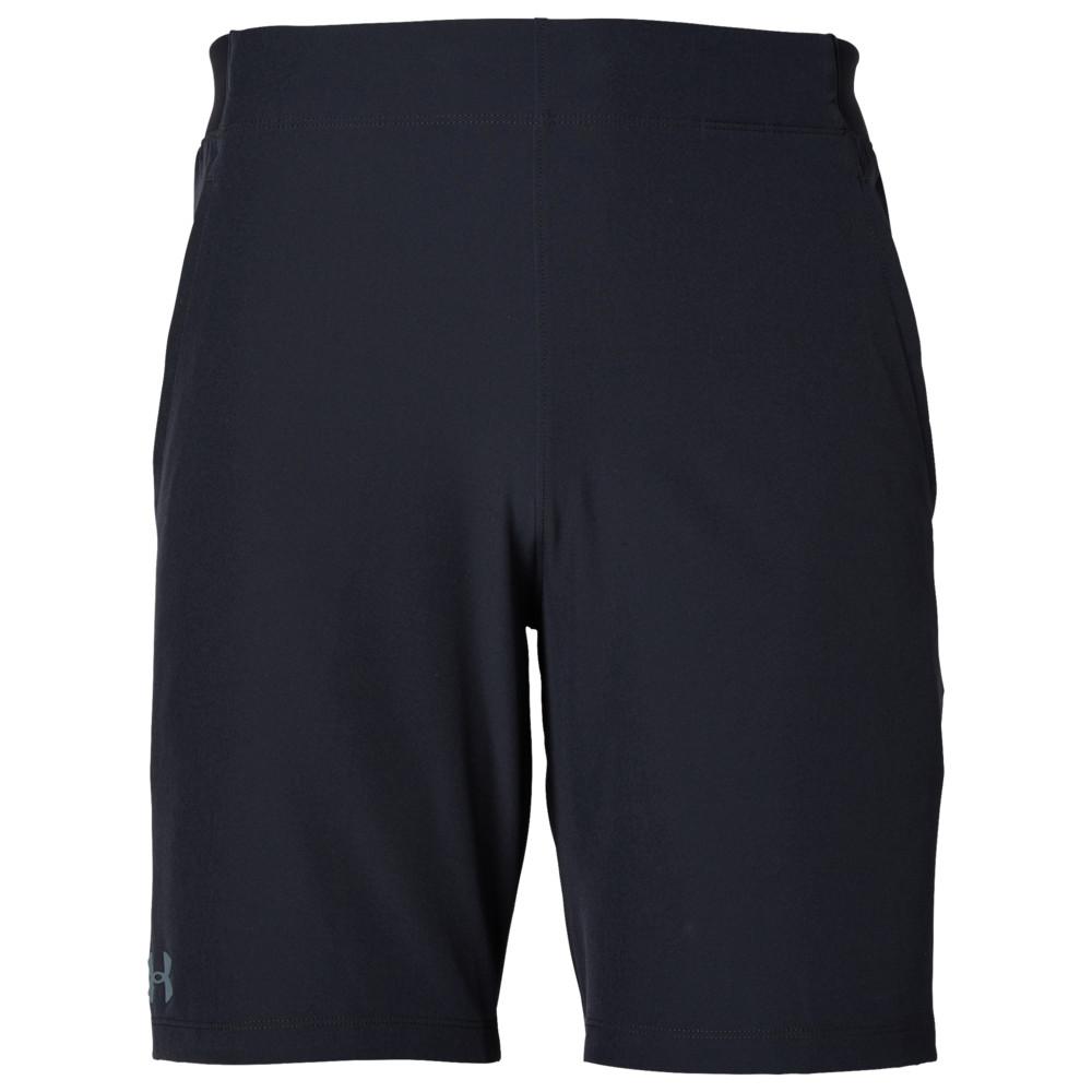 アンダーアーマー Under Armour メンズ フィットネス・トレーニング ショートパンツ ボトムス・パンツ【Vanish Snap Shorts】Black/Pitch Grey
