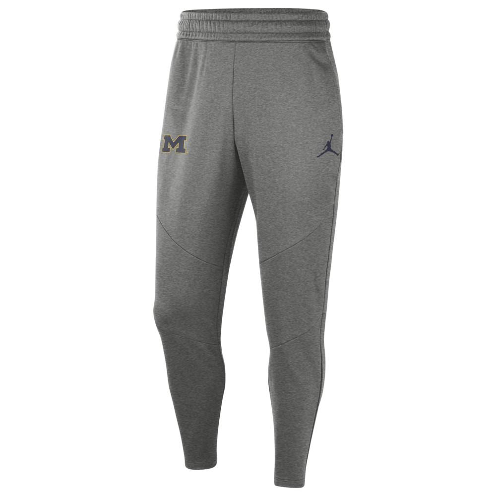 ナイキ ジョーダン Jordan メンズ フリース トップス【College J Practice Fleece Pants】Carbon Heather