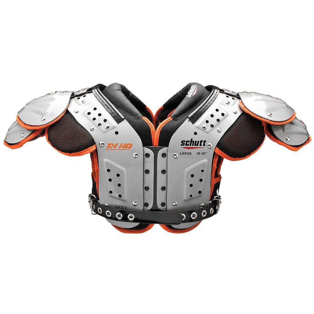 シュット Schutt メンズ アメリカンフットボール ショルダーパッド プロテクター【Team XV HD Skill RB/TE/S/DB Shoulder Pad】RB / TE / S / DB
