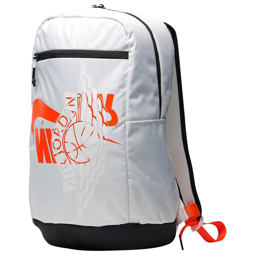ナイキ ジョーダン Jordan ユニセックス バックパック・リュック バッグ【Remix Backpack】White/Infrared/N/A