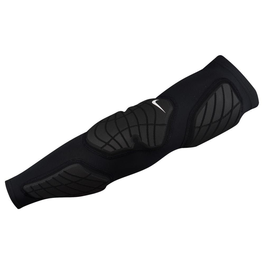 ナイキ Nike メンズ アメリカンフットボール サポーター【Pro Hyperstrong Padded Arm Sleeve】Worn on Left Arm