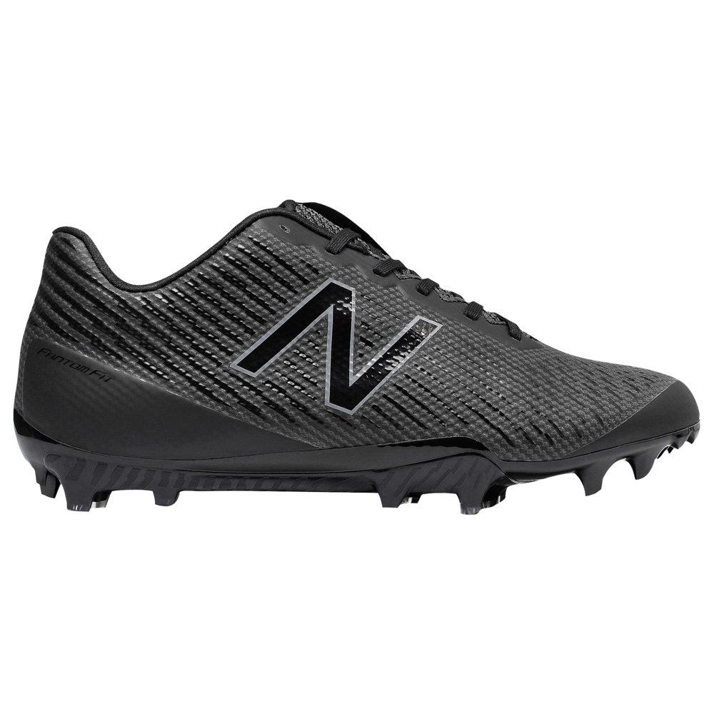 ニューバランス New Balance メンズ ラクロス シューズ・靴【Burn X Low】Black