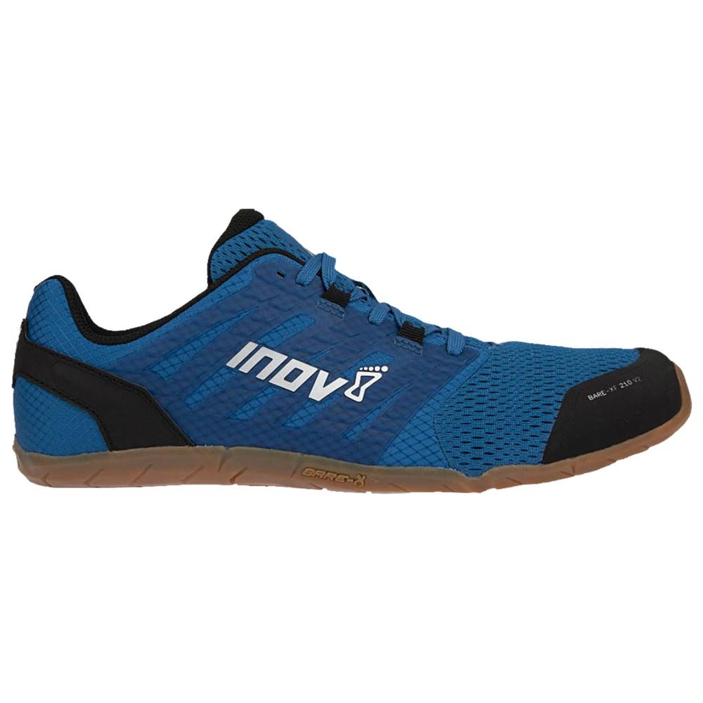 イノヴェイト Inov-8 メンズ フィットネス・トレーニング シューズ・靴【Bare-XF 210 V2】Blue/Gum