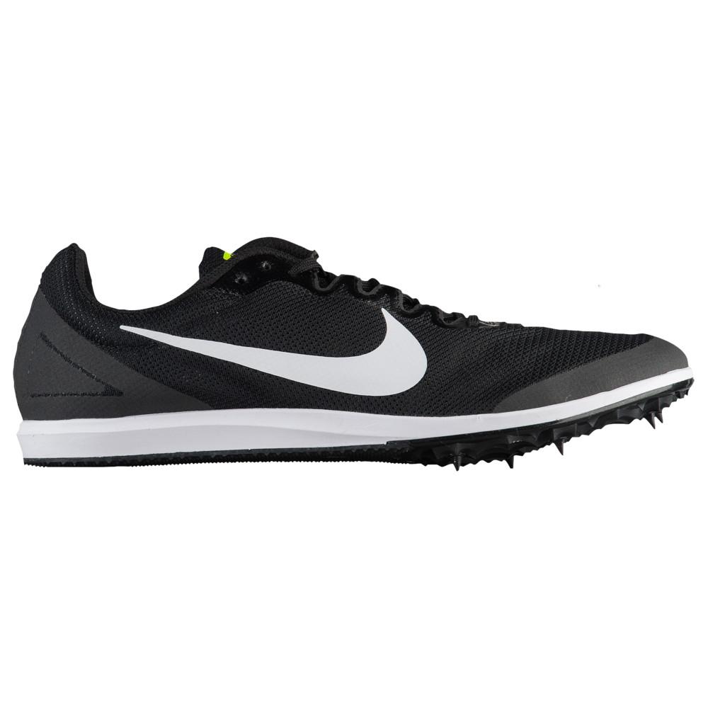ナイキ Nike メンズ 陸上 シューズ・靴【Zoom Rival D 10】Black/White/Volt