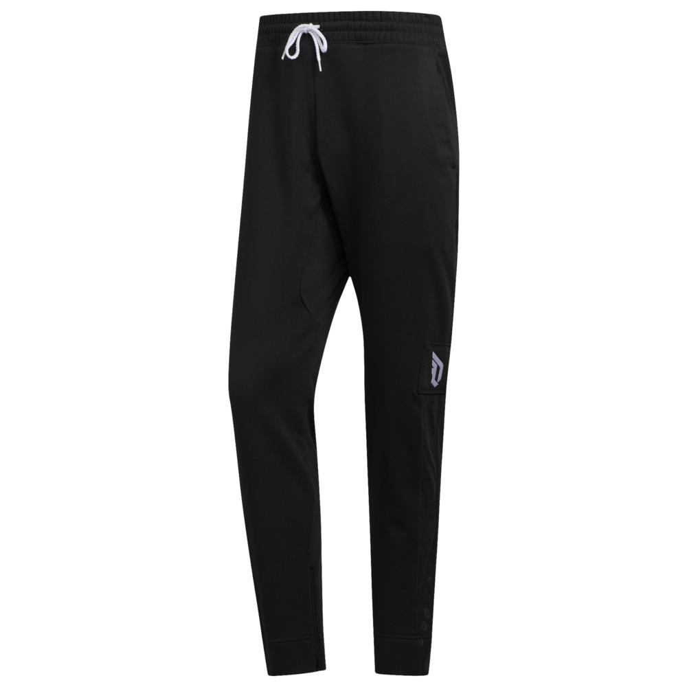 アディダス adidas メンズ バスケットボール ボトムス・パンツ【Dame Pants】Damian Lillard Black