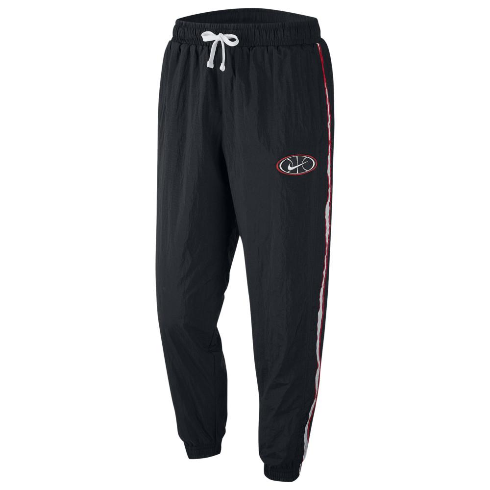 ナイキ Nike メンズ フィットネス・トレーニング ボトムス・パンツ【Throwback Woven Pants】Black/Black/White