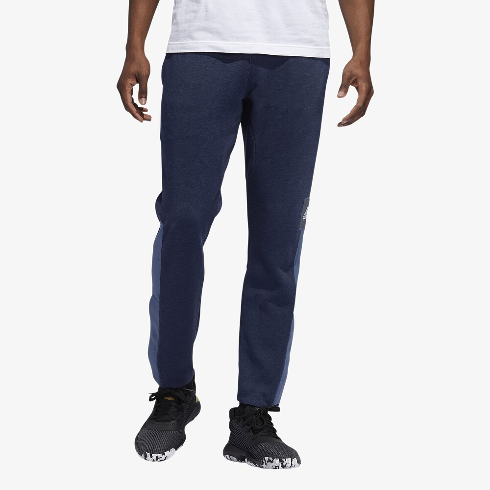 アディダス adidas メンズ バスケットボール ボトムス・パンツ【Xtech Pants】College Navy/Teck Ink