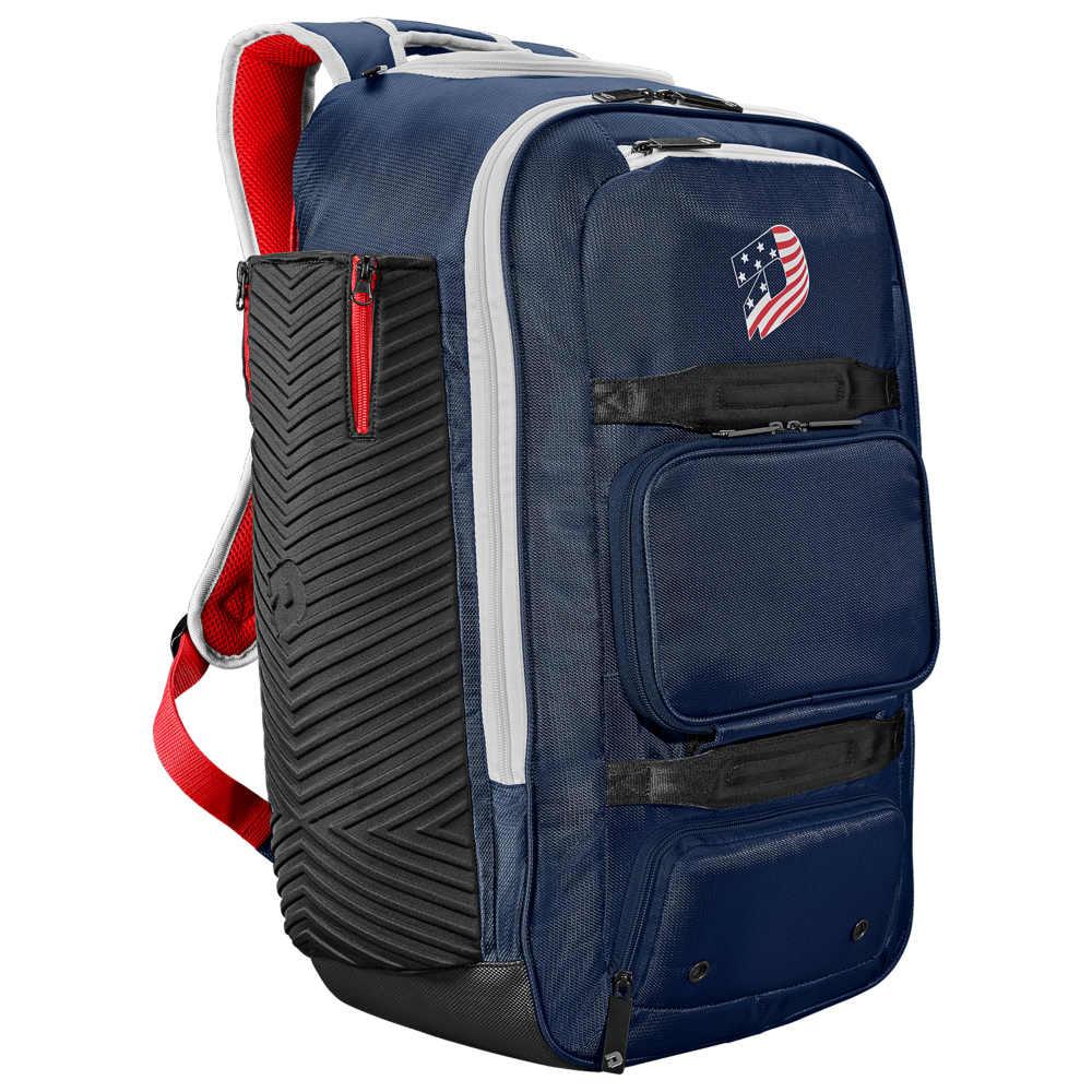 ディマリニ DeMarini ユニセックス 野球 バックパック【Special Ops Spectre Baseball Backpack】Navy