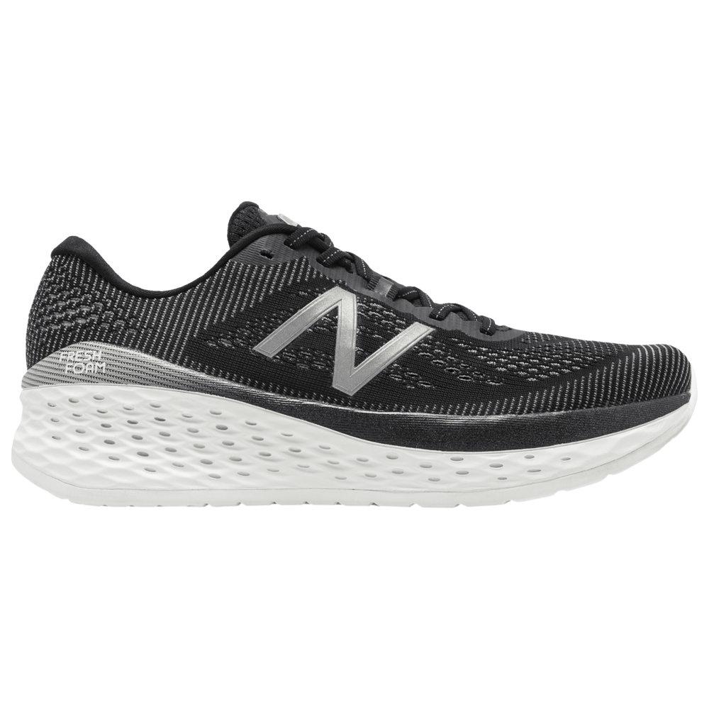 ニューバランス New Balance メンズ ランニング・ウォーキング シューズ・靴【Fresh Foam More】黒/Orca