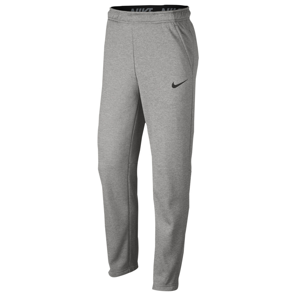 ナイキ Nike メンズ フィットネス・トレーニング ボトムス・パンツ【Therma Fleece Pants】Dark Grey Heather/Black