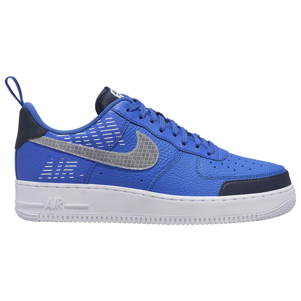 ナイキ Nike メンズ バスケットボール エアフォースワン シューズ・靴【Air Force 1 LV8】Racer Blue/Obsidian/White/Black