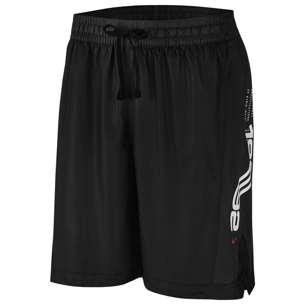 ナイキ Nike メンズ バスケットボール ショートパンツ ボトムス・パンツ【Kyrie Shorts】Kyrie Irving Black/University Red