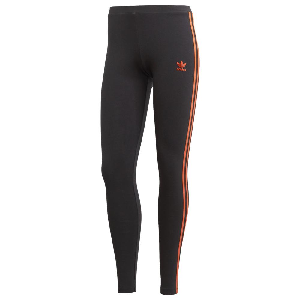 アディダス adidas Originals レディース スパッツ・レギンス インナー・下着【Cut-Out 3-Stripe Leggings】Black