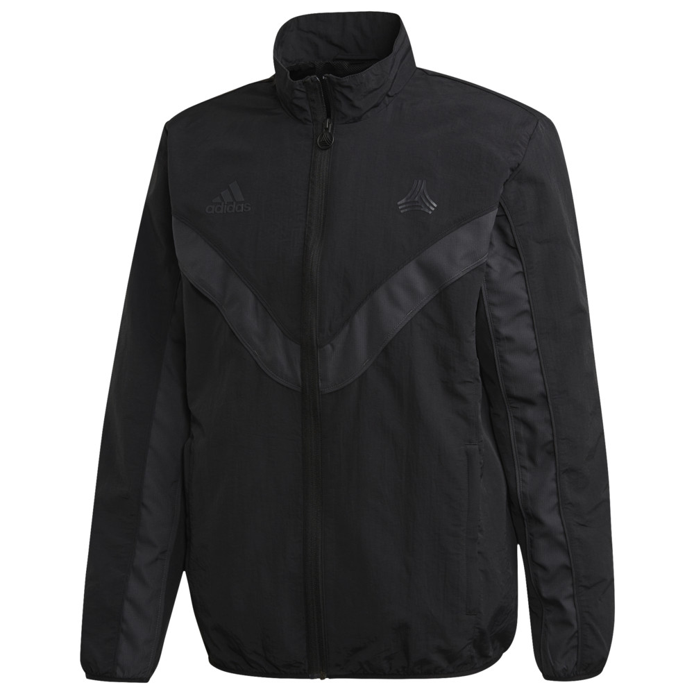 アディダス adidas メンズ サッカー ジャケット アウター【Tango Club Woven Jacket】Black