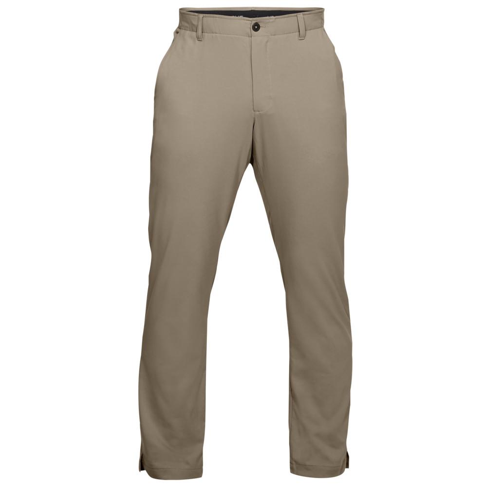 アンダーアーマー Under Armour メンズ ゴルフ ボトムス・パンツ【Showdown Golf Pants】City Khaki/Steel Medium Heather/City Khaki