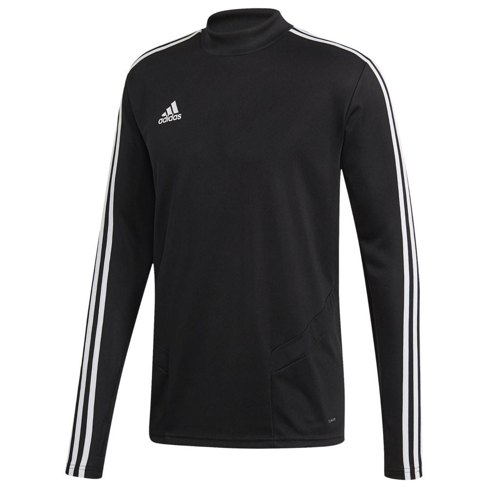アディダス adidas メンズ サッカー トップス【Tiro 19 Training Top】Black/Granite/White