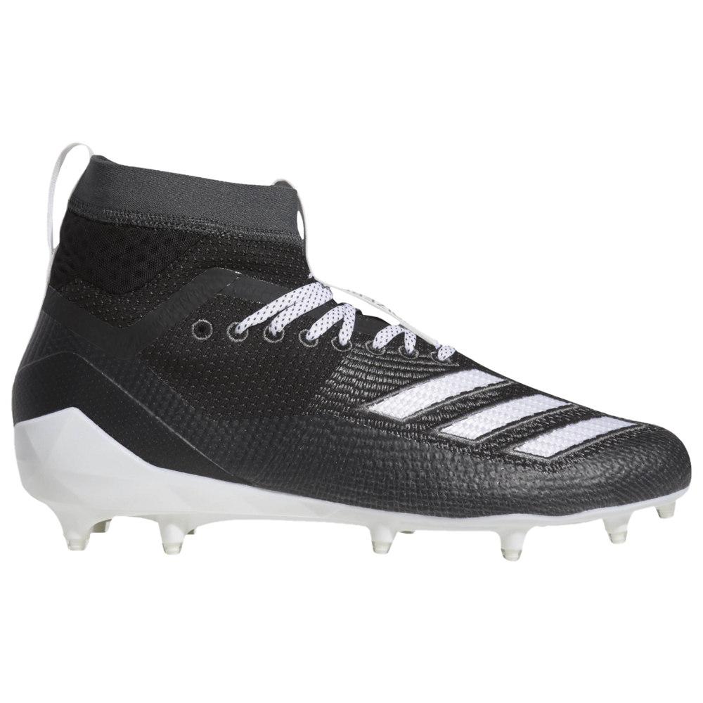 アディダス adidas メンズ アメリカンフットボール シューズ・靴【adiZero 8.0 SK】Core Black/White