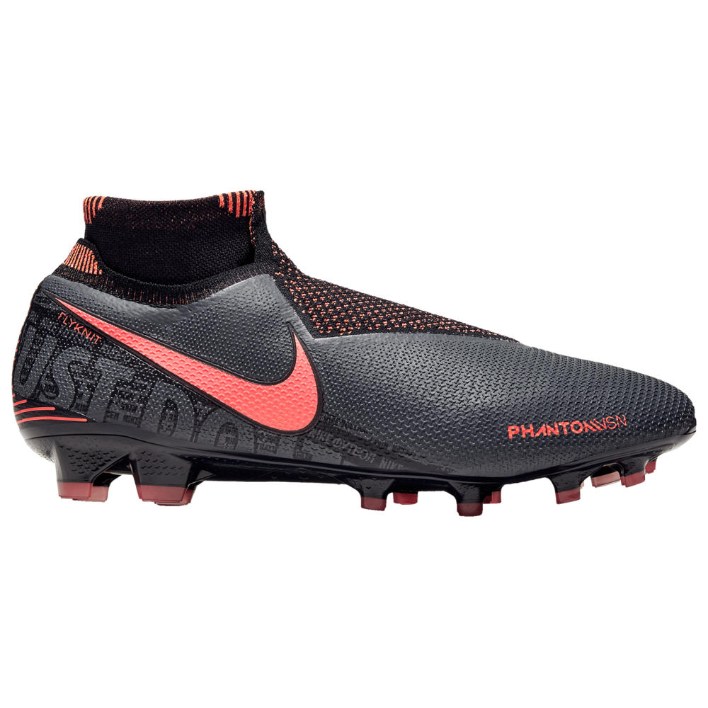 ナイキ Nike メンズ サッカー シューズ・靴【Phantom Vision Elite DF FG】Dark Grey/Bright Mango/Black Phantom Fire