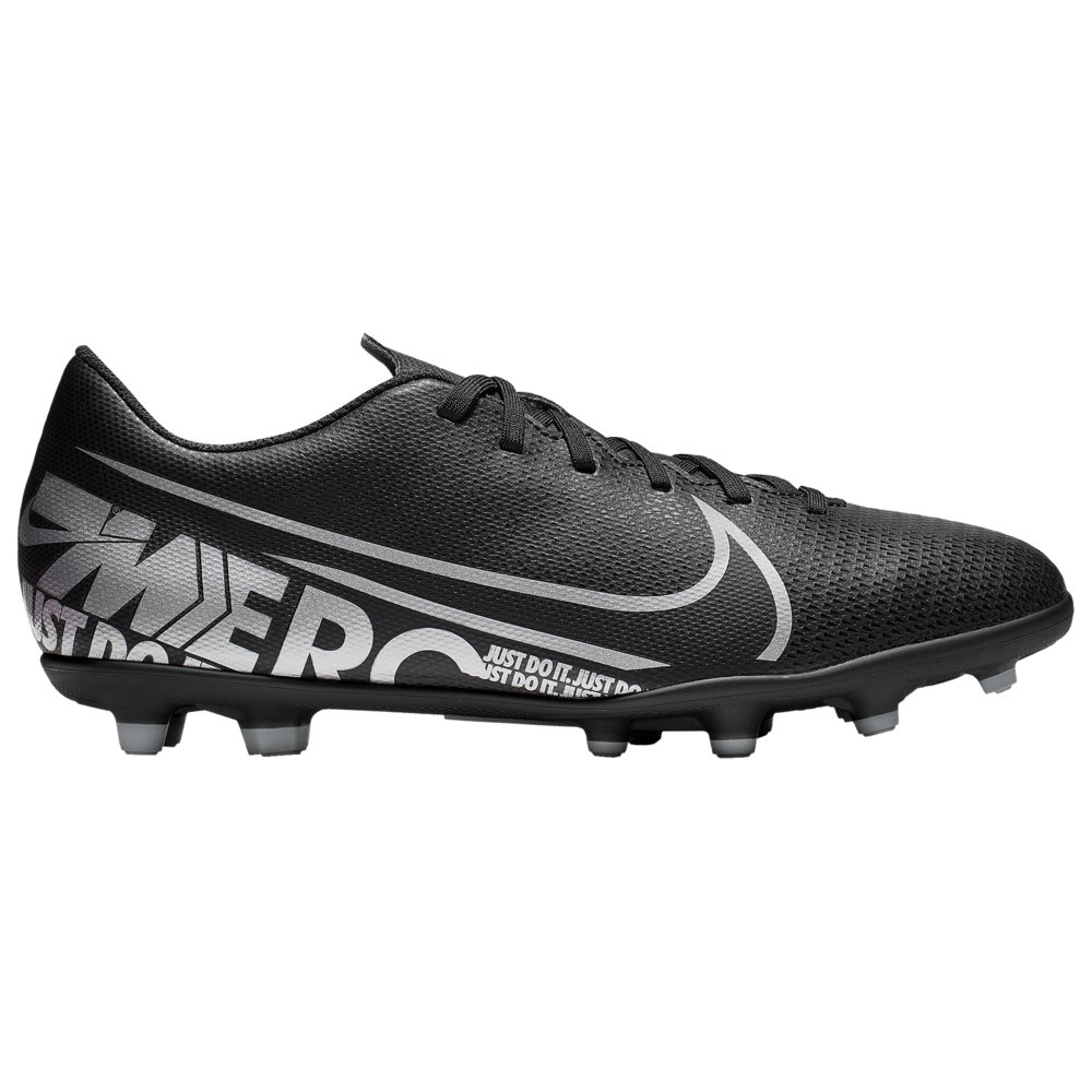 ナイキ Nike メンズ サッカー シューズ・靴【Mercurial Vapor 13 Club FG/MG】Black/Metallic Cool Grey/Cool Grey Under the Radar