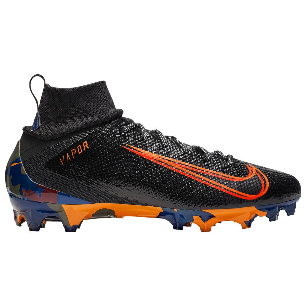 ナイキ Nike メンズ アメリカンフットボール シューズ・靴【Vapor Untouchable 3 Pro】Black/Black/Anthracite