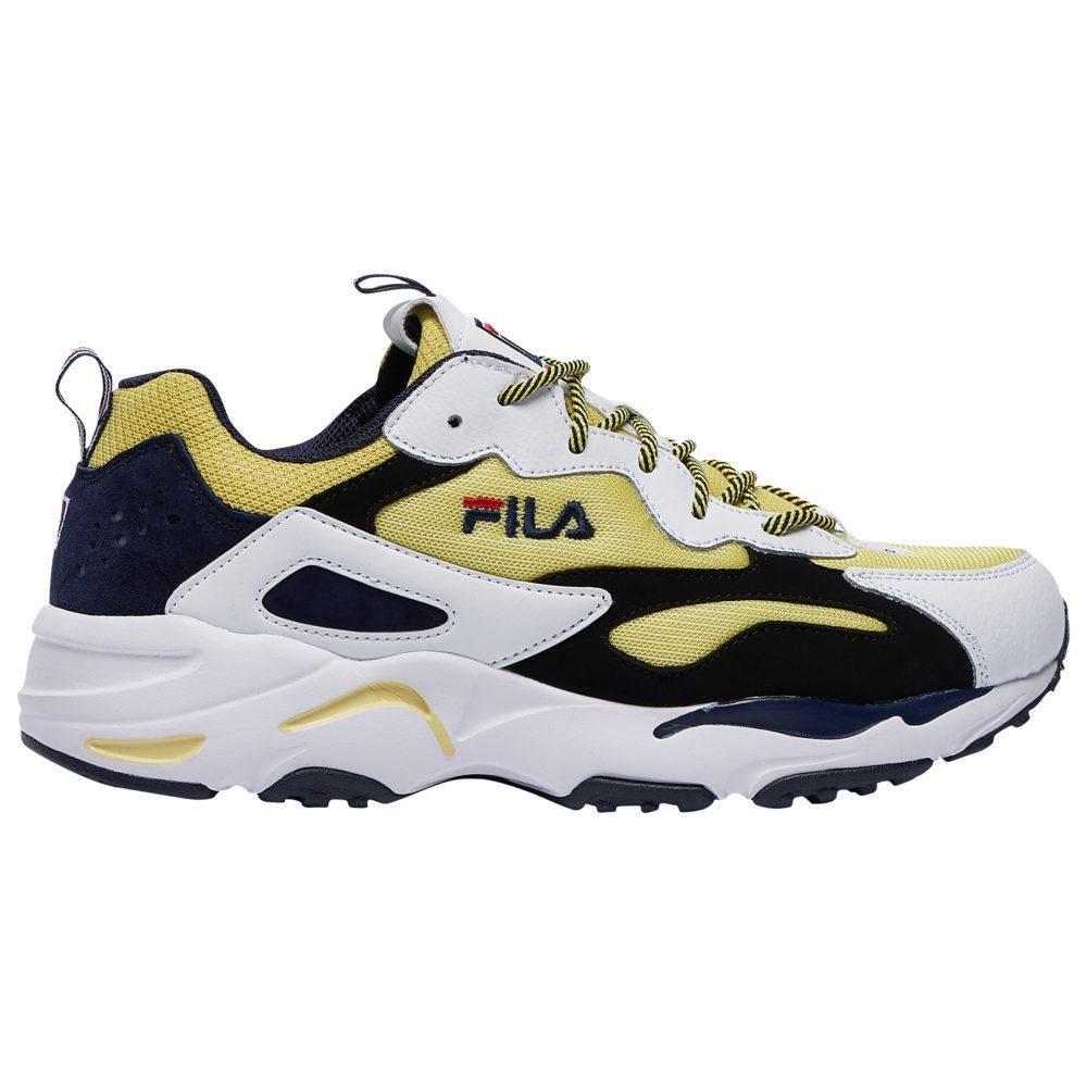 フィラ Fila メンズ フィットネス・トレーニング シューズ・靴【Ray Tracer】Lemonade/White/Black