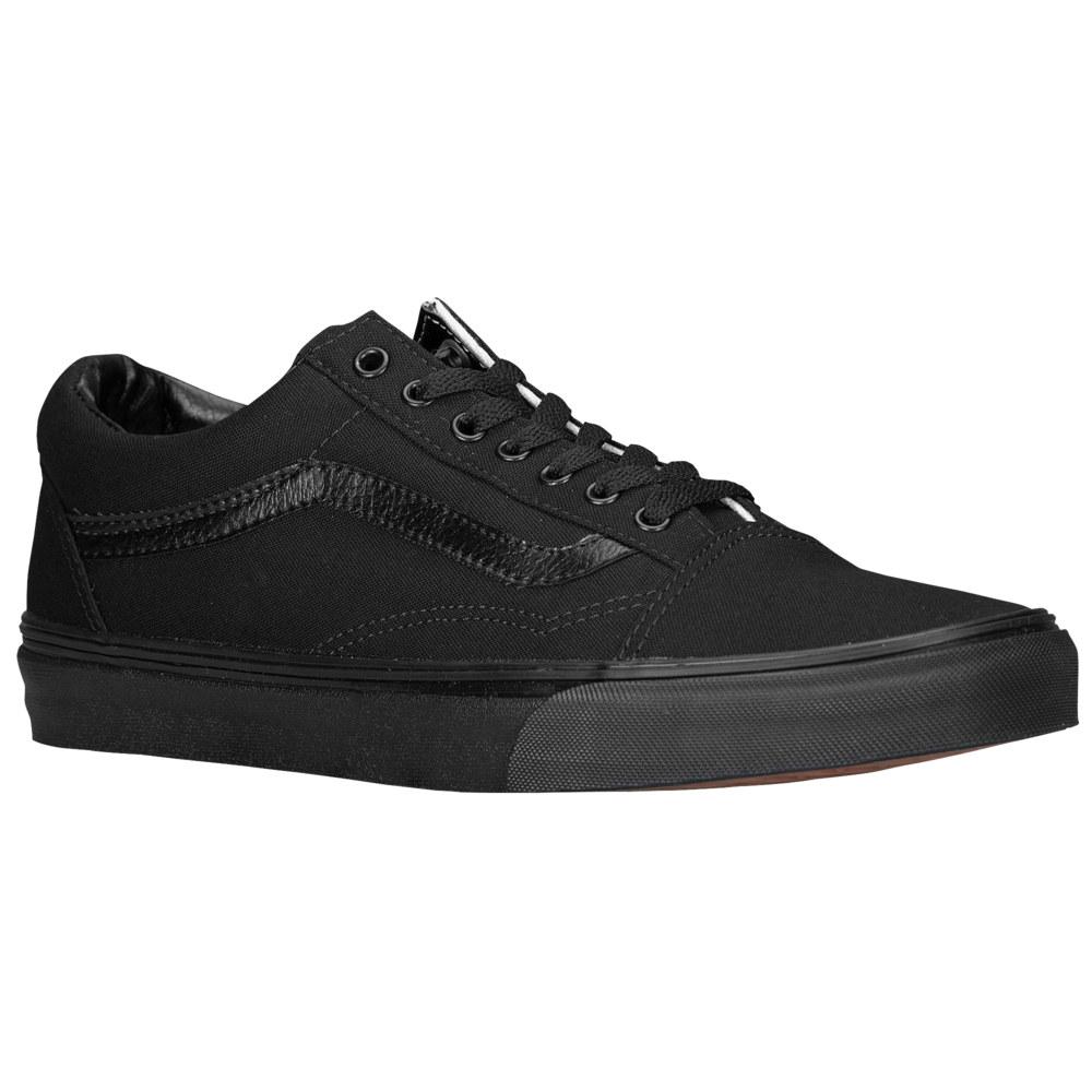 ヴァンズ Vans メンズ スケートボード シューズ・靴【Old Skool】Black/Black