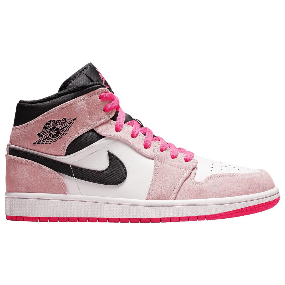 ナイキ ジョーダン Jordan メンズ バスケットボール シューズ・靴【AJ 1 Mid SE】Crimson Tint/Hyper Pink/Black/Sail