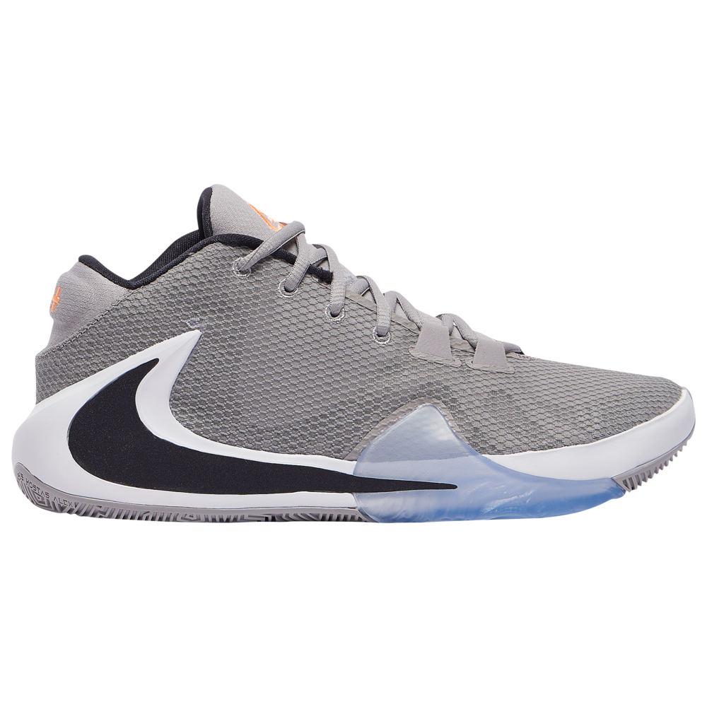 ナイキ Nike メンズ バスケットボール シューズ・靴【Zoom Freak 1】Giannis Antetokounmpo Atmosphere Grey/Oil Grey/Cool Grey/White