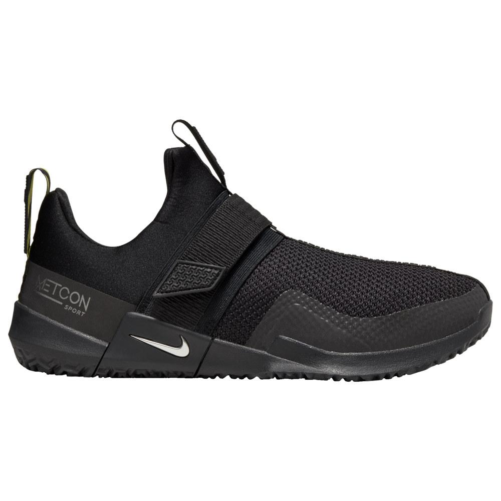 ナイキ Nike メンズ フィットネス・トレーニング シューズ・靴【Metcon Sport PE】Russell Wilson Black/Metallic Silver/Optic Yellow