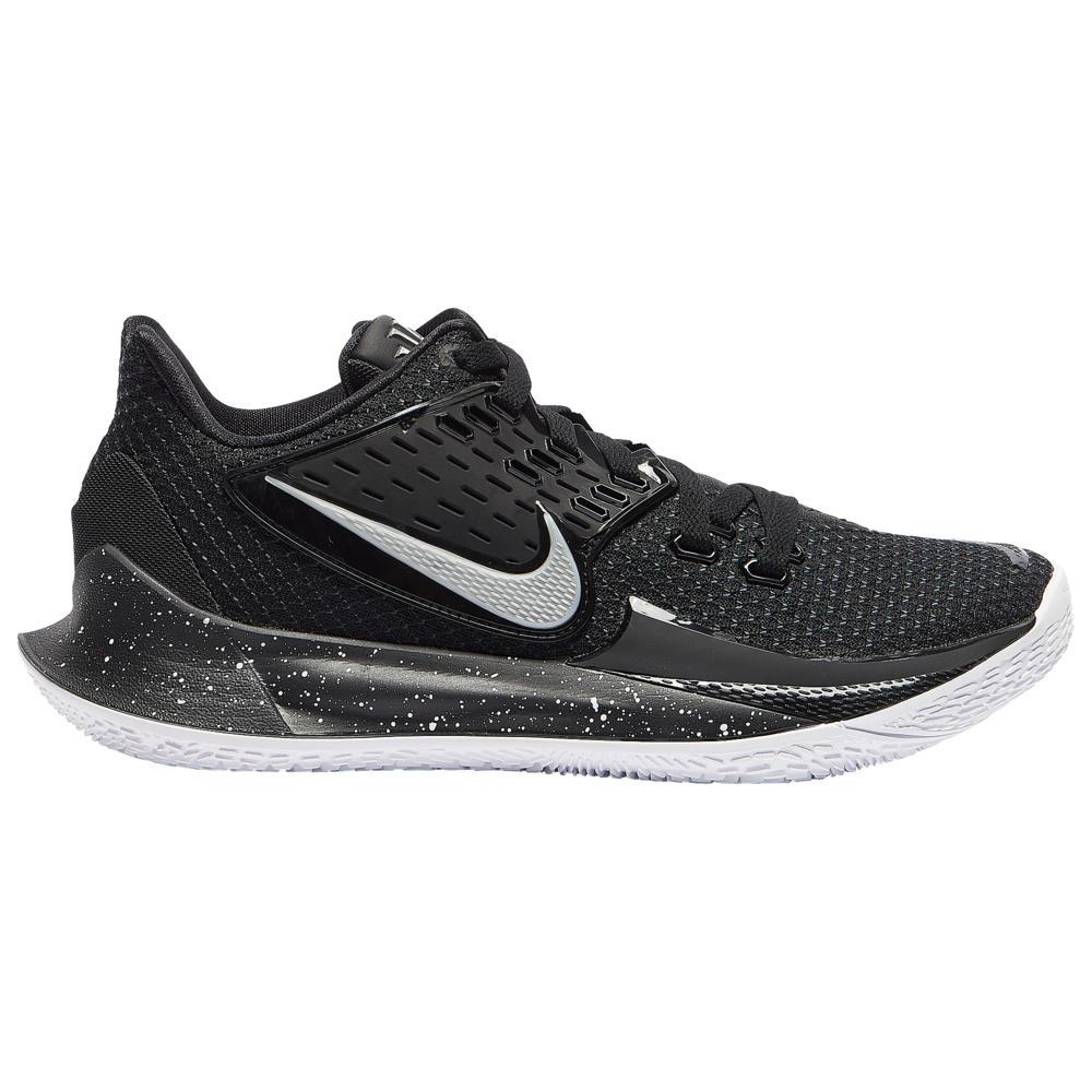 ナイキ Nike メンズ バスケットボール シューズ・靴【Kyrie Low 2】Kyrie Irving Black/Metallic Silver