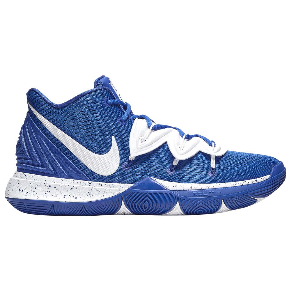 ナイキ Nike メンズ バスケットボール シューズ・靴【Kyrie 5】Kyrie Irving Game Royal/White