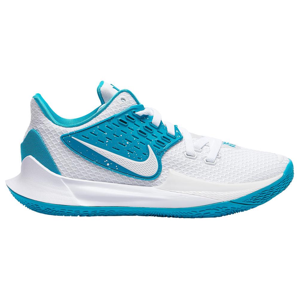 ナイキ Nike メンズ バスケットボール シューズ・靴【Kyrie Low 2】Kyrie Irving White/Rapid Teal