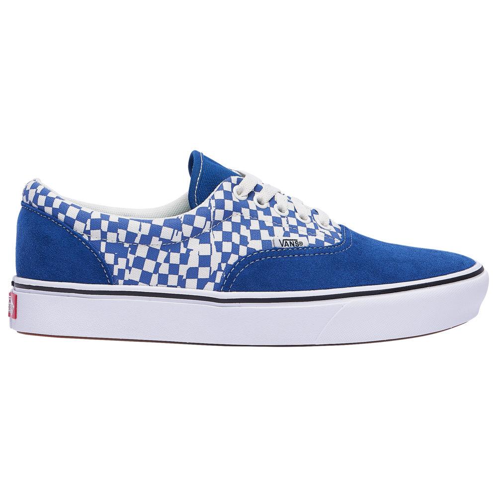 ヴァンズ Vans メンズ スケートボード シューズ・靴【Comfycush Era】True Blue/True White