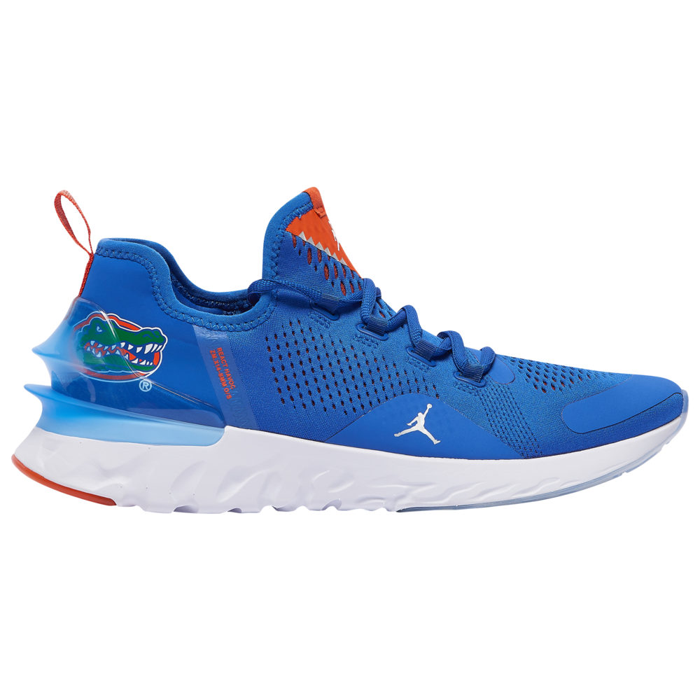 ナイキ ジョーダン Jordan メンズ フィットネス・トレーニング シューズ・靴【React Havoc】NCAA Florida Gators Game Royal/Metallic Silver/University Orange/White