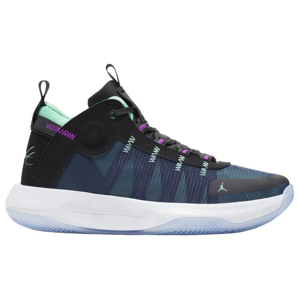 ナイキ ジョーダン Jordan メンズ バスケットボール ジャンプマン シューズ・靴【Jumpman 2020】Black/Electric Green/Hyper Violet/Bright Crimson