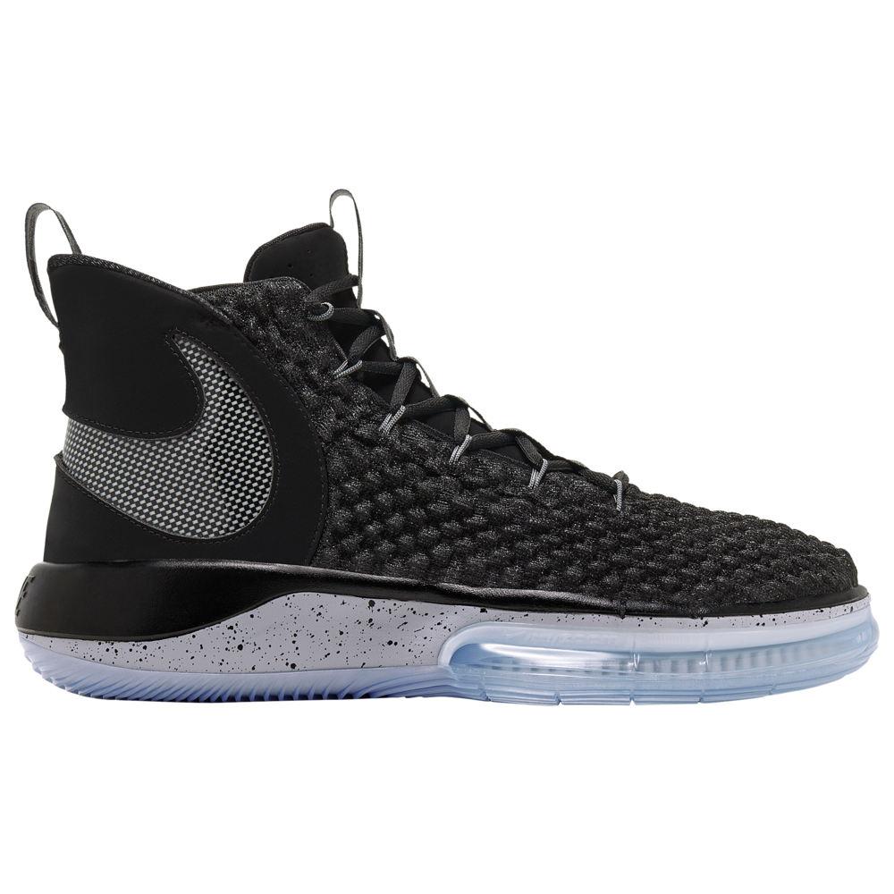 ナイキ Nike メンズ バスケットボール シューズ・靴【AlphaDunk】Black/Wolf Grey