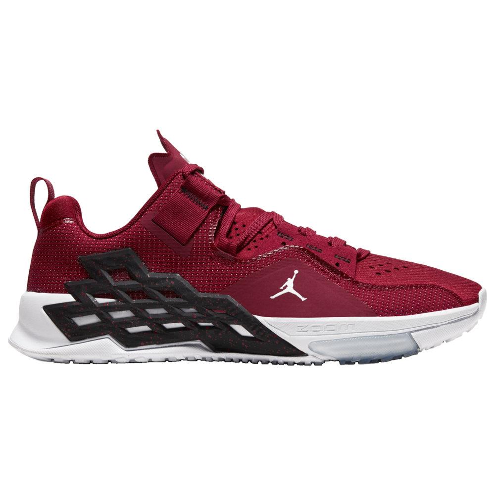 ナイキ ジョーダン Jordan メンズ フィットネス・トレーニング シューズ・靴【Alpha 360】Team Crimson/White/Black OKLAHOMA